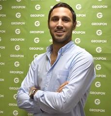 Hans Hanckes, CEO de Groupon Latam