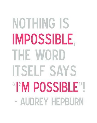 Celebrity Quotes All Things Are Possible Quotes And Flickr