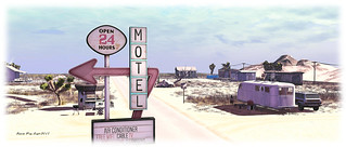 Mother Road - Mirage Motel 66 - Sept 2017 | by inarapey