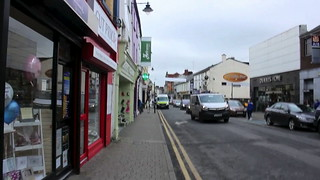 Street scene, Cavan Town, 2016