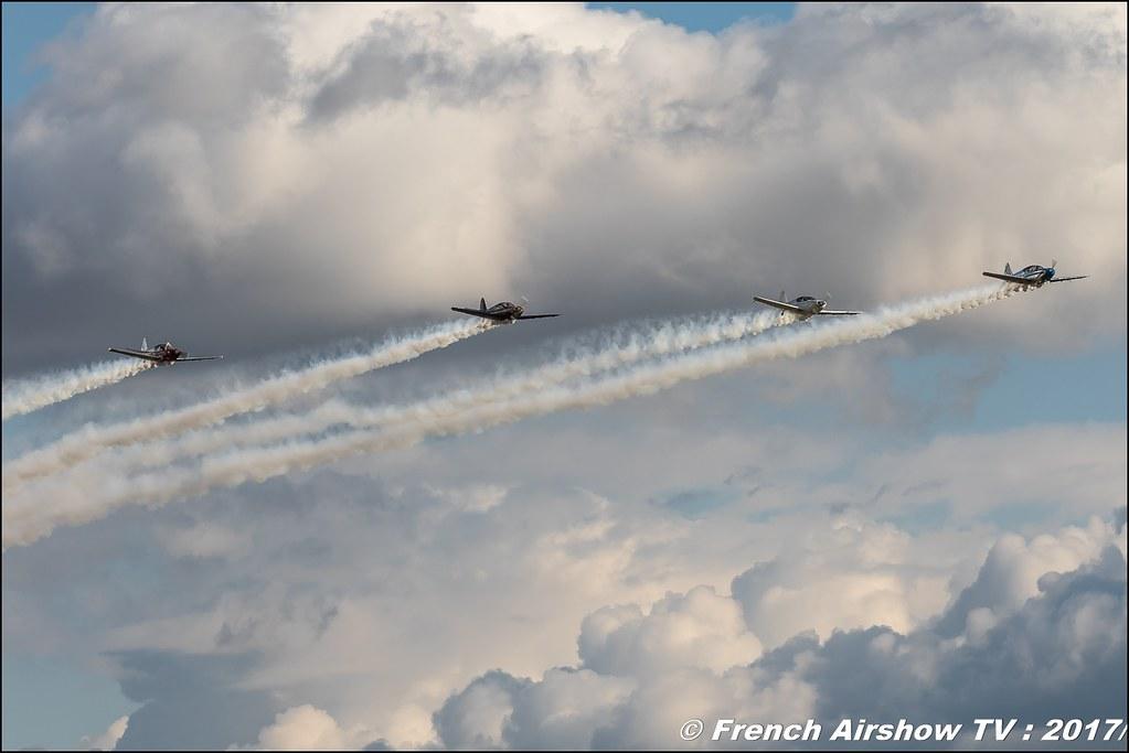 patrouille-swift , patrouille acrobatique voltige globe swift , SWIFT TEAM , Meeting aérien contre le cancer , Free Flight World Masters Rodez-Aveyron , FFWM2017 , Meeting Aerien 2017