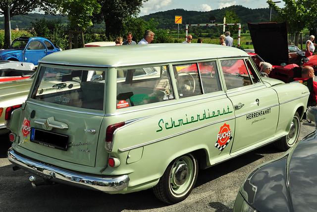 Oldtimertreffen Hirschberg-Leutershausen im August 2017 ... Foto: Brigitte Stolle
