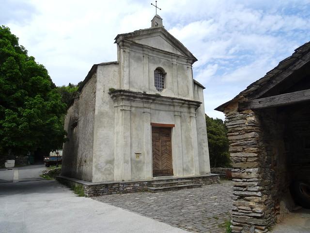 Campidonicu et son église