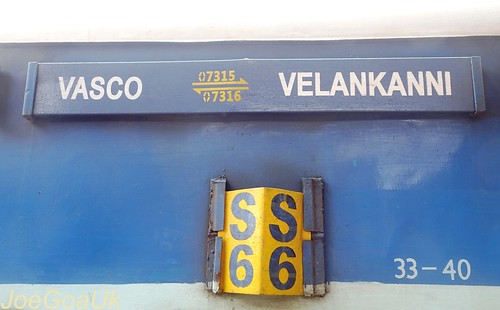 Vasco to Velankanni | by joegoaukindia
