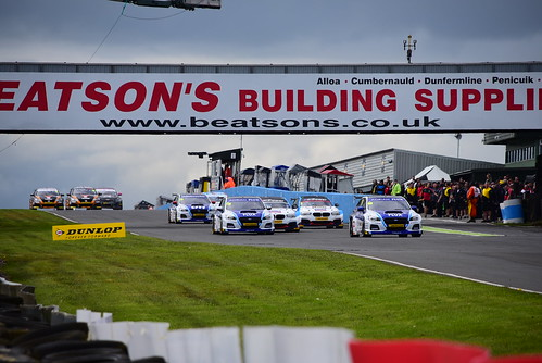 British Touring Car Championship, Knockhill 2017