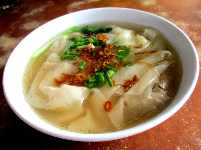 Hua Kee Cafe pian sip soup