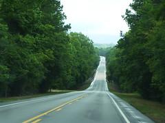 Road through Alabama