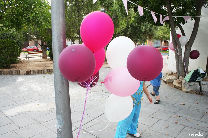 decoración fiesta cumpleaños infantil