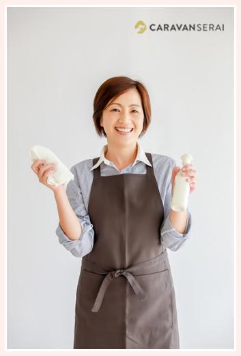 名古屋で家事代行(掃除)ならクリアスタイル 水谷さま(マネージャー)のプロフィール写真撮影 出張撮影 美肌 レタッチ