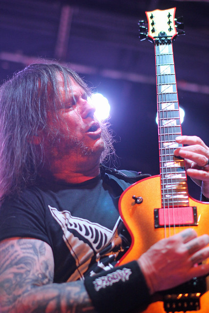 Gary Holt of Exodus
