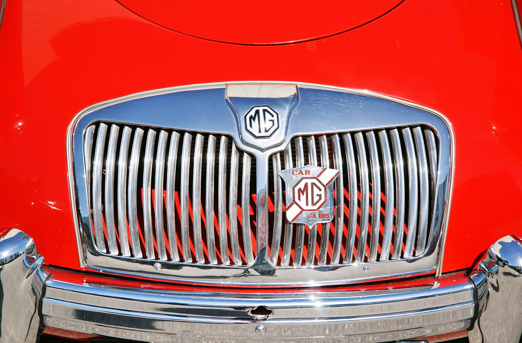 MG A 30.7.2017 1811 | MG England . Classic Cars in Bleienbac… | Flickr