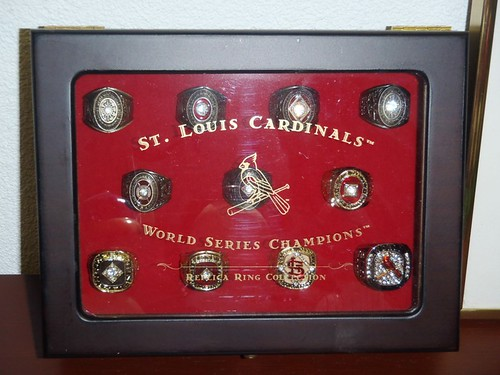 Set of World Series rings | by thornhill3