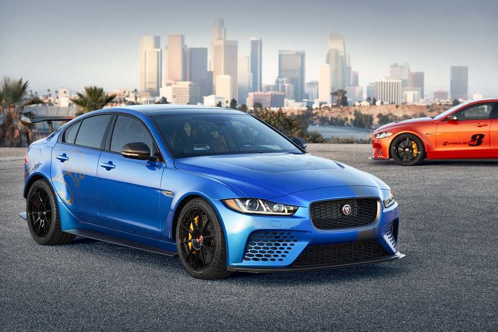 ... Jaguar XESV Project 8   Los Angeles | By Automotive Rhythms