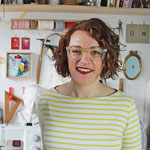 KATE'S SEWING SPACE TOUR