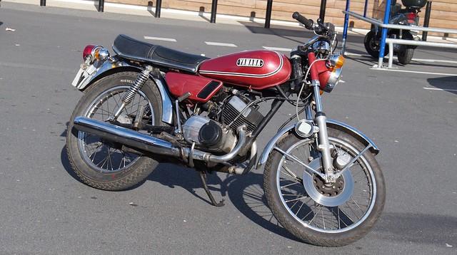 Yamaha AS3 / 125 RDX 1974 de Fred 36252875471_8d0b70514f_z