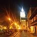 Cartagena à noite.