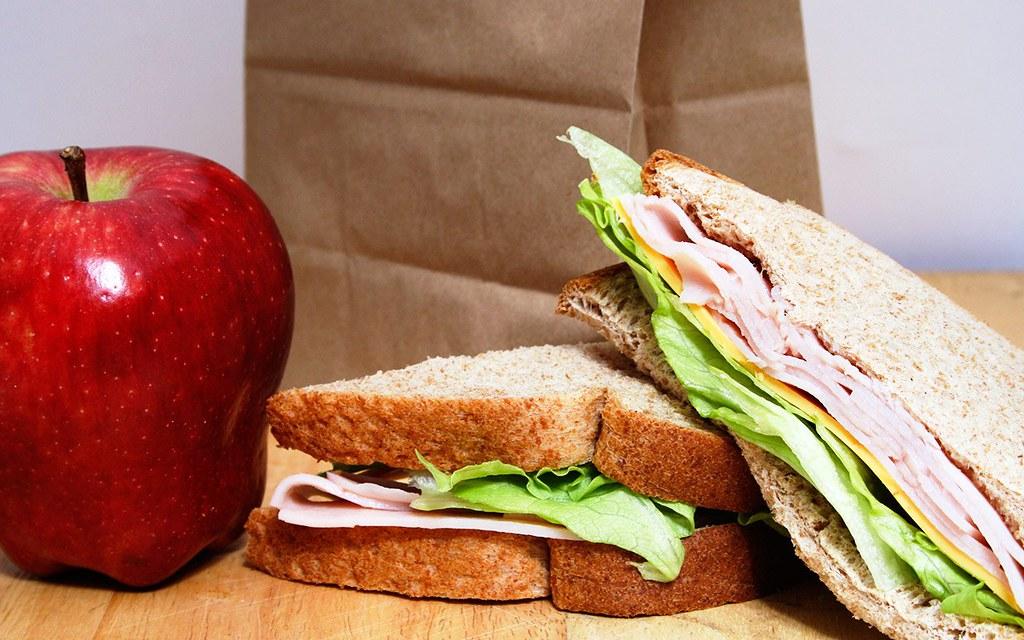 Image result for paper bag lunch