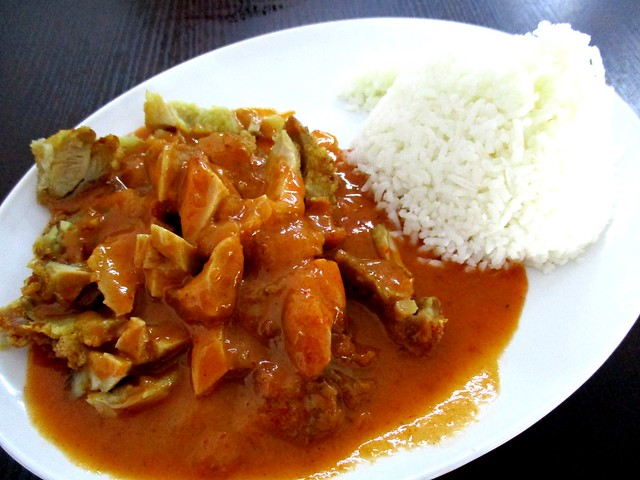 My Chef Restaurant Mongolian chicken with rice 1