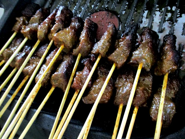 Well-grilled