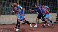 Catania-Sicula Leonzio 3-2: Lucarelli, battesimo di fuoco in otto minuti