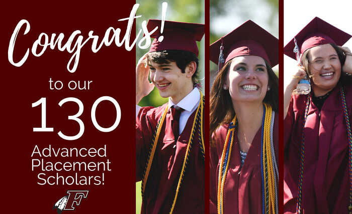 130 AP Scholars!