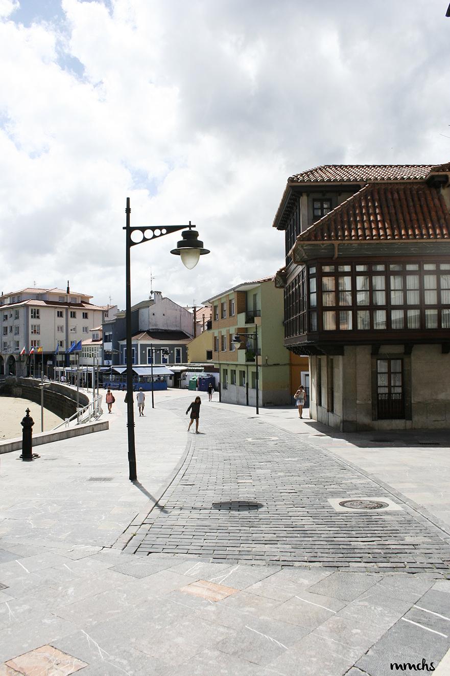 Luanco pueblo