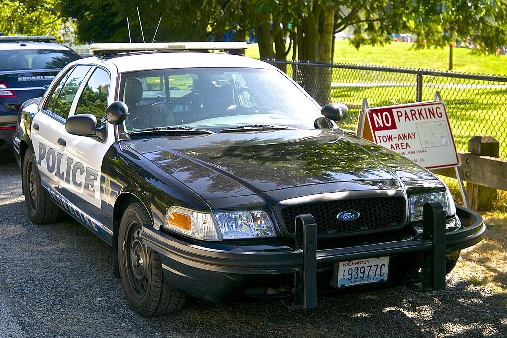 King County Sheriff S Office Shoreline Police Ford Crown V Flickr
