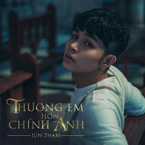 Jun Phạm – Thương Em Hơn Chính Anh – iTunes AAC M4A – Single
