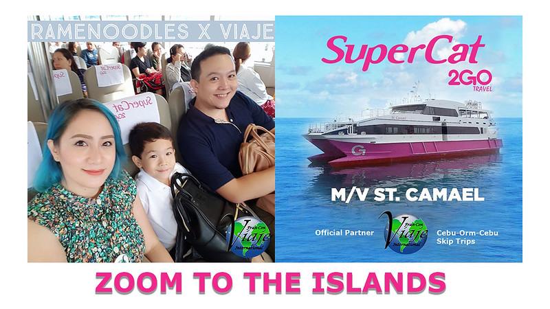 Supercat 2Go Travel Schedule Ormoc Cebu Ormoc