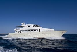 MY Excellence sudan liveaboard