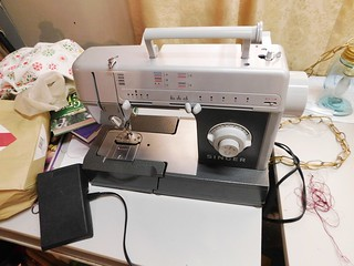 Singer CG 550 C portable sewing machine | by thornhill3