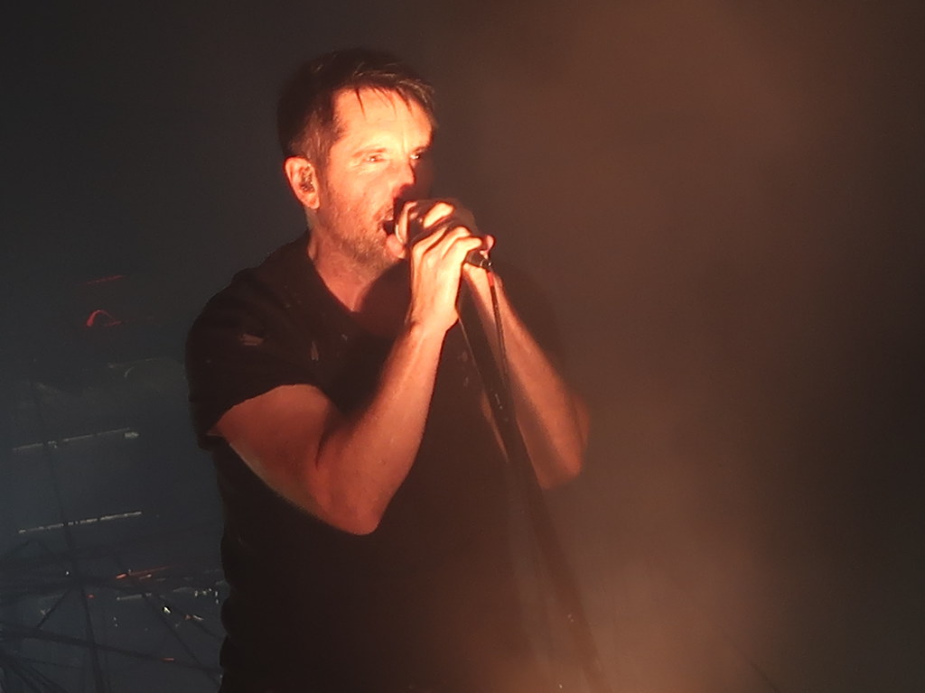 Nine Inch Nails - Trent Reznor & Atticus Ross with Robin F… | Flickr