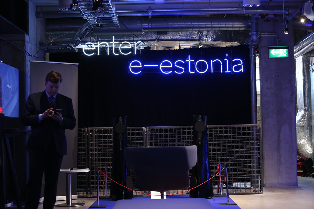 e-Estonia Showroom | Photo: Annika Haas (EU2017EE ...