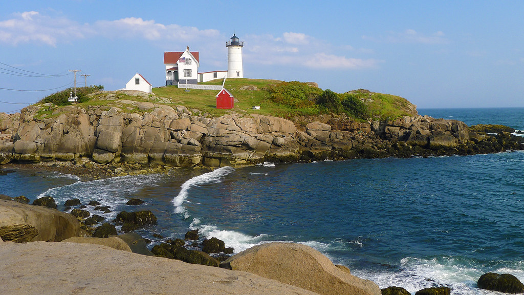 Image result for cape neddick maine