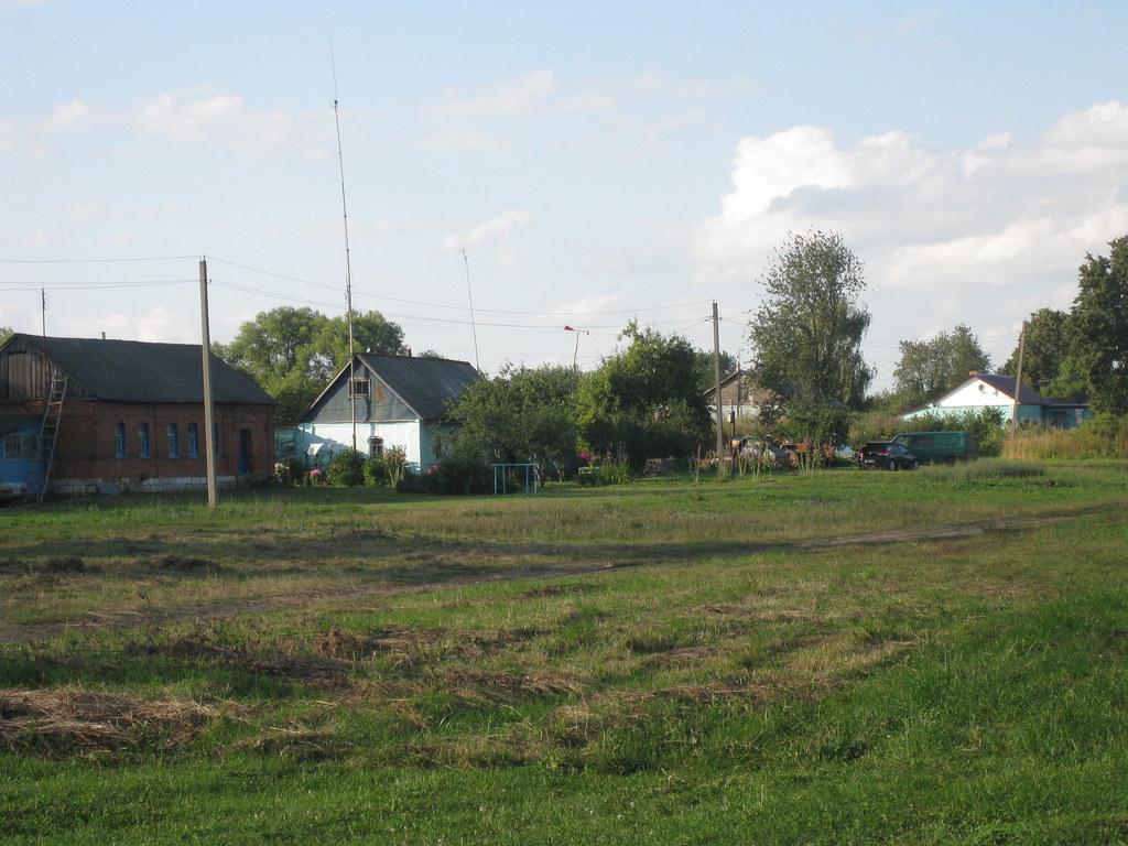 Дом Воробьёвых