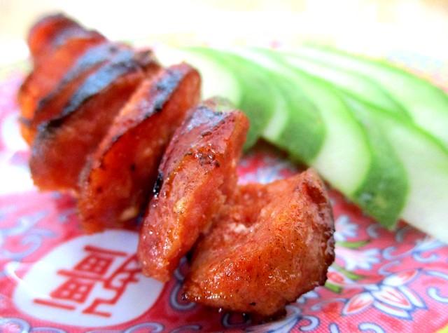 Kopitiam Fantasy Taiwan sausage 2