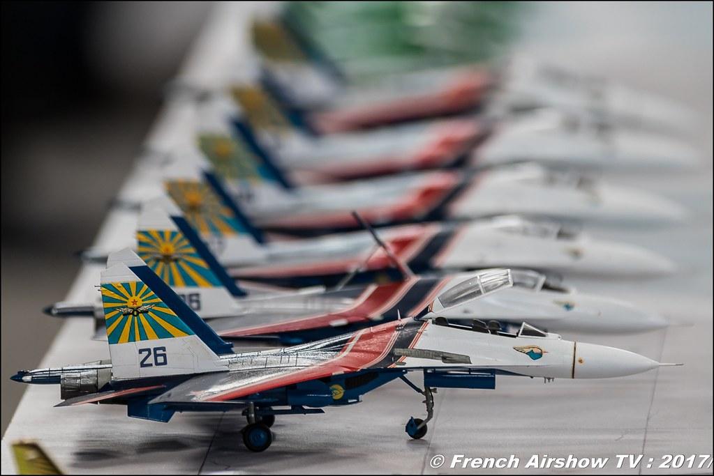 Mondial des Patrouilles Acrobatiques Maquettes , Richard Catalan , maquettiste , patrouilles aéronautiques militaires et civiles maquettes , 1/72ème , Patrouilles Acrobatiques Maquettes R , Legend Air en Limousin 2017 , aérodrome de Saint Junien 2017 , Meeting Aerien 2017