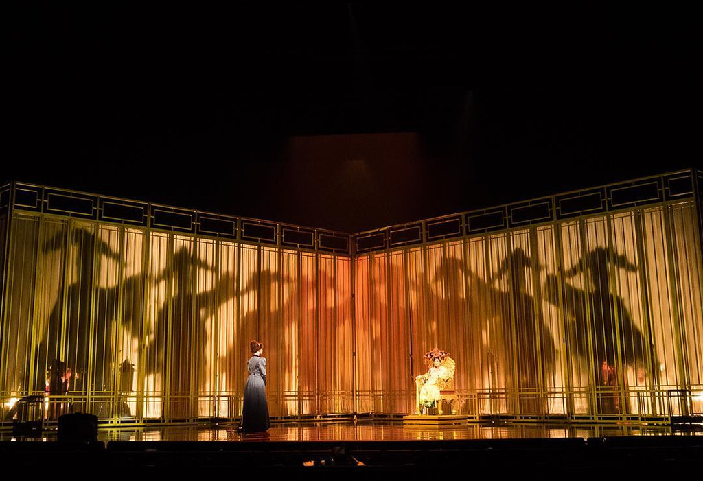 Lights and Shadows | Photo Credits: Singapore Repertory Theatre