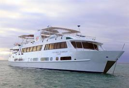 Liveaboard deals in Galapagos