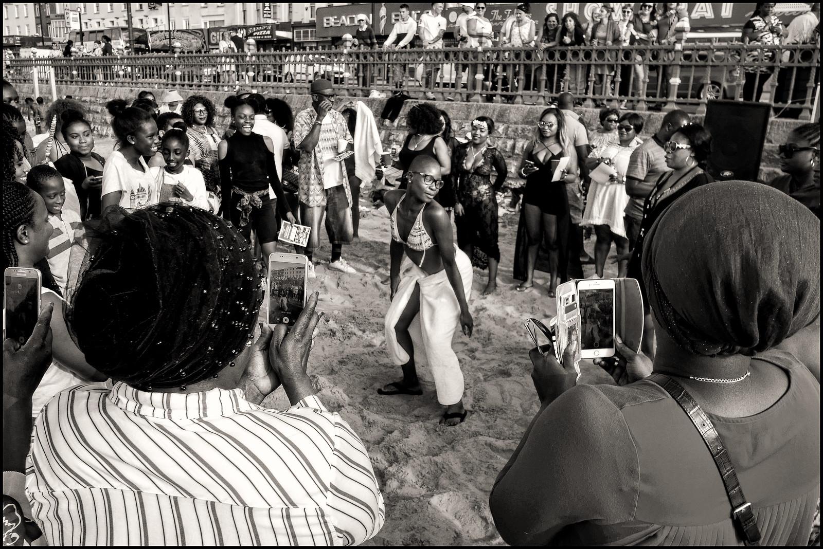 Dancing on the Beach, Margate | by davemason