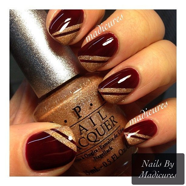 @madicures Amazing nail designs to try this fall