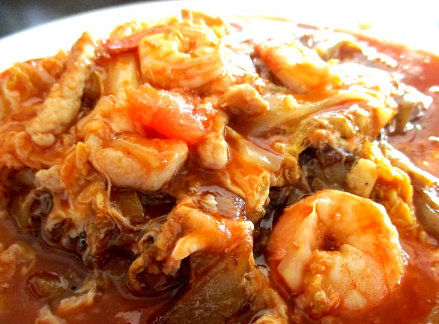 Yong Garden tomato kway teow 2