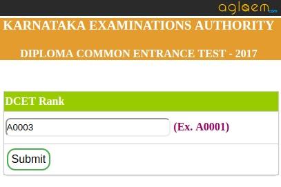 Karnataka Diploma CET 2018 Result Announced - Check Here