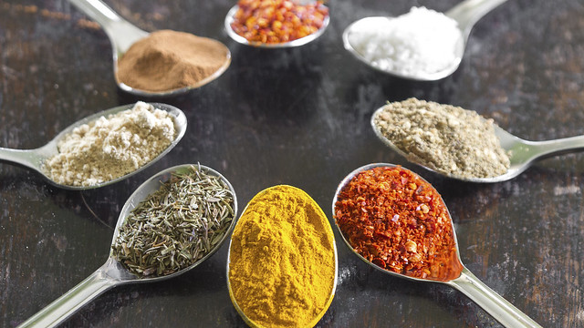 South African Indian Fiery Curry Powder Recipe