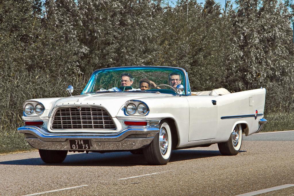 Chrysler 300c Convertible Coup 233 1957 3901 Manufacturer