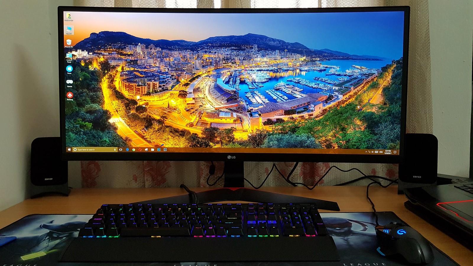 Ultrawide monitor fan's club