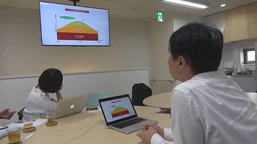 922-2-41 飯田哲也表示,是否能妥善進行功率調整,的確是電力公司在對收購再生能源時,會到的擔憂。