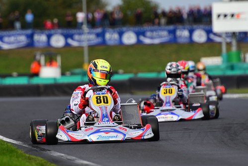 Danny Keirle, OK, CIK-FIA Karting World Championship, PF International Kart Circuit 2017
