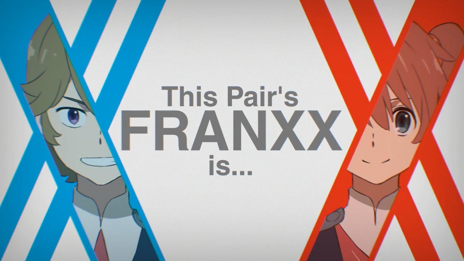 170930(2) - 雙馬尾正妹&進擊的笨蛋合體巨大機器人、動畫《ダーリン・イン・ザ・フランキス》第3批主角CM公開!