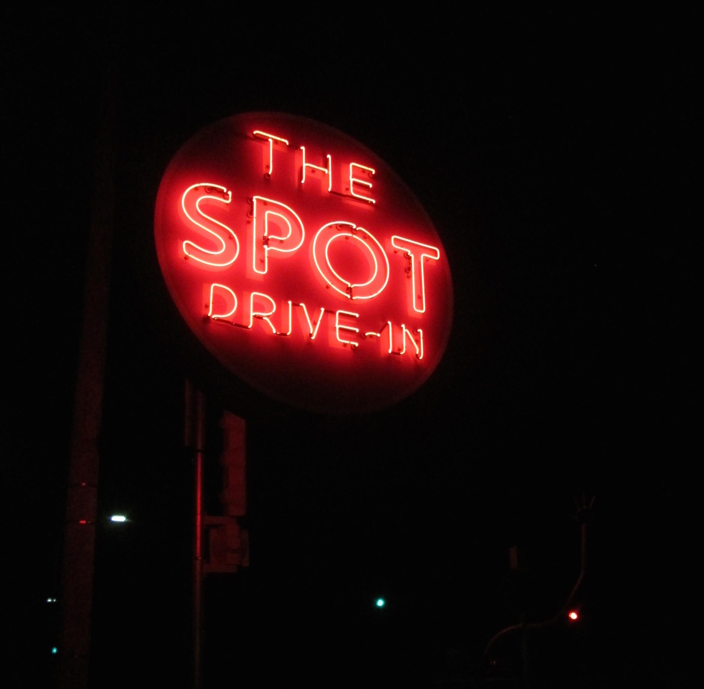 The Spot Drive-In - 2117 75th Street, Kenosha, Wisconsin U.S.A. - August 9, 2017